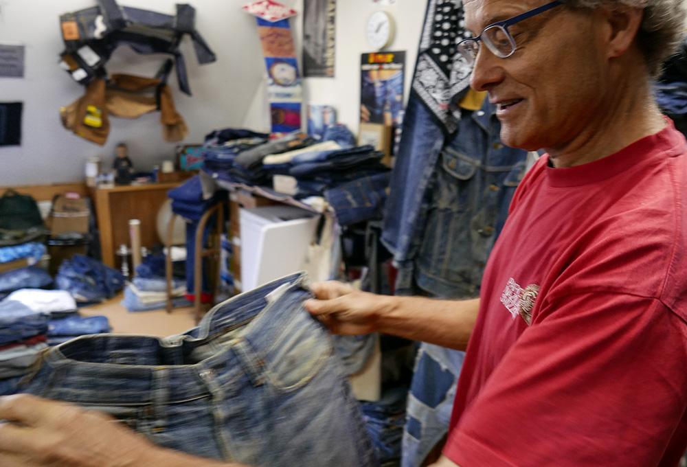 jeans museum zurich