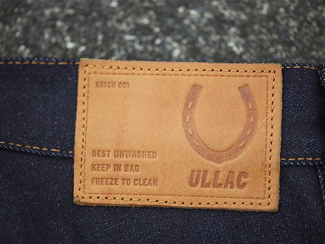 ullac denim patch